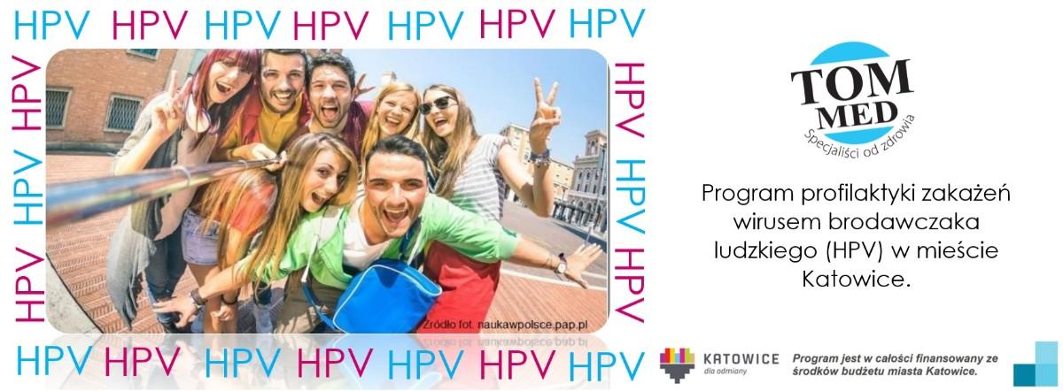 Szczepienia HPV